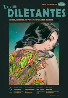 Book Cover: Los Diletantes 2
