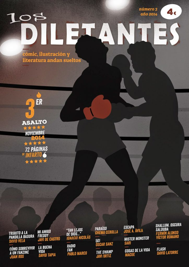 Book Cover: Los Diletantes 3