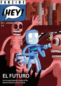 Book Cover: ¡Hey! nº1. Futuro