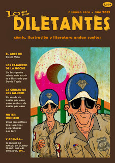 Book Cover: Los Diletantes1